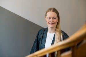 Projektkoordinator Anne Moreno Hansen