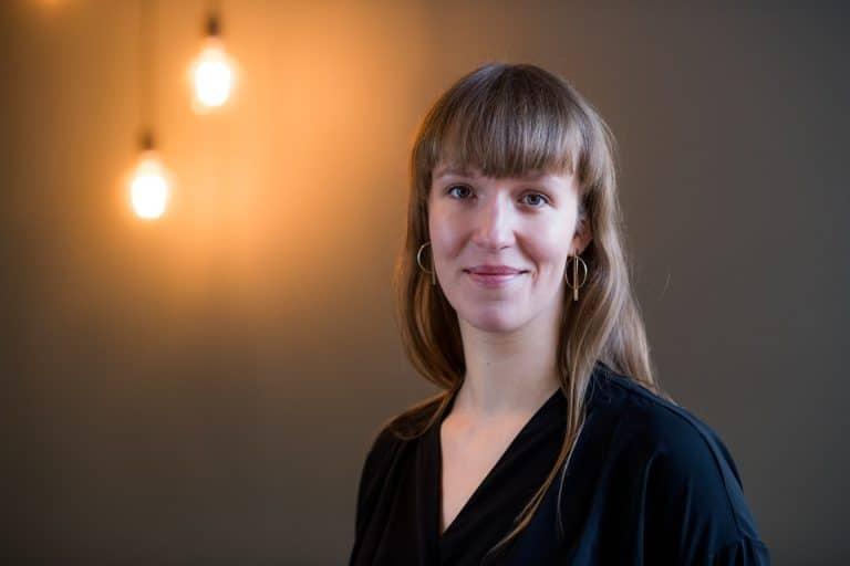 Projektleder Feline Busborg Jensen
