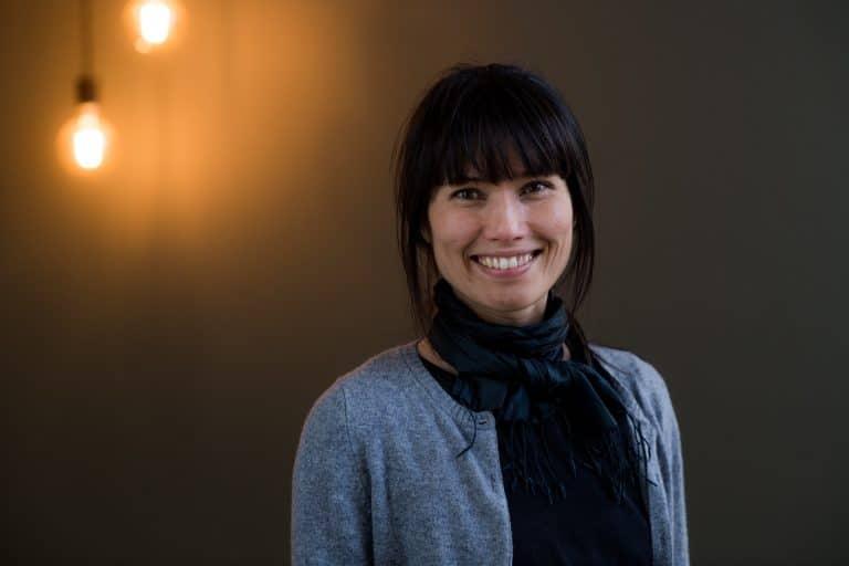 Produktionschef Gitta Helena Greve