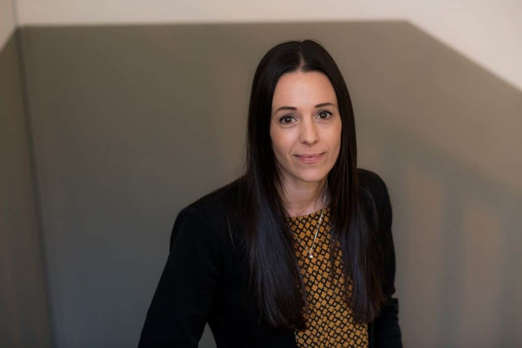Projektkoordinator Eva Jensen Pfenninger