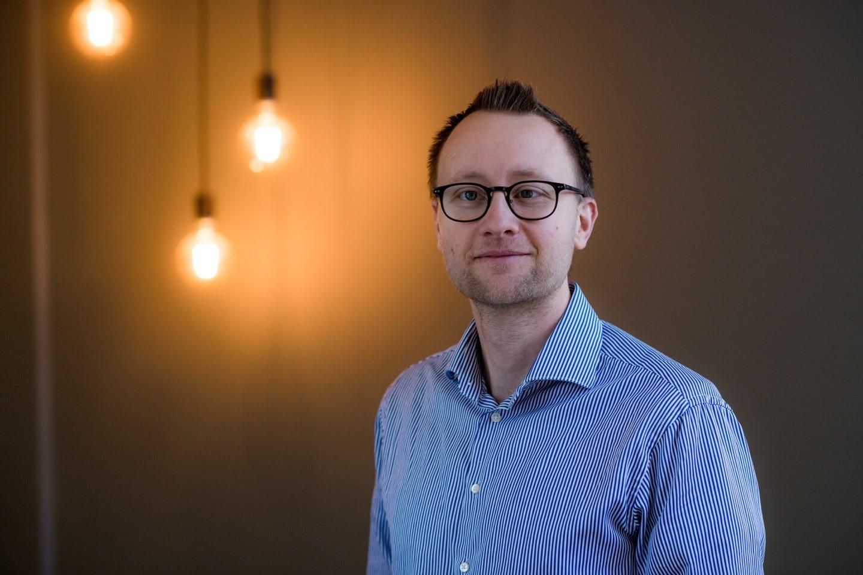 Direktør Mads Ingemann Blücher
