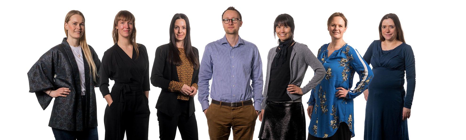 Mød teamet i vores oversættelsesbureau